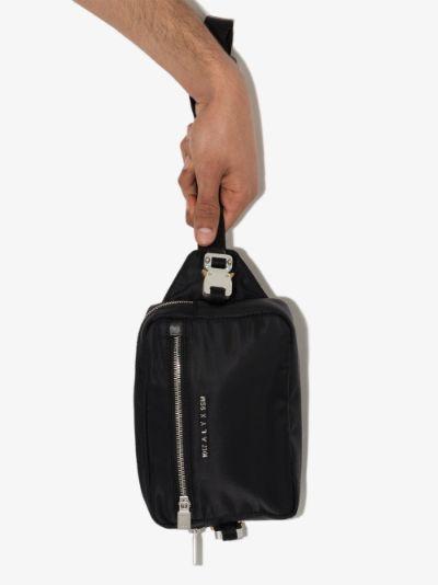 Black Fuoripista cross body bag