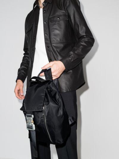 Black Tank backpack