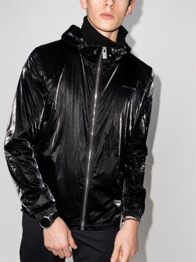 Nightrider Hooded Jacket