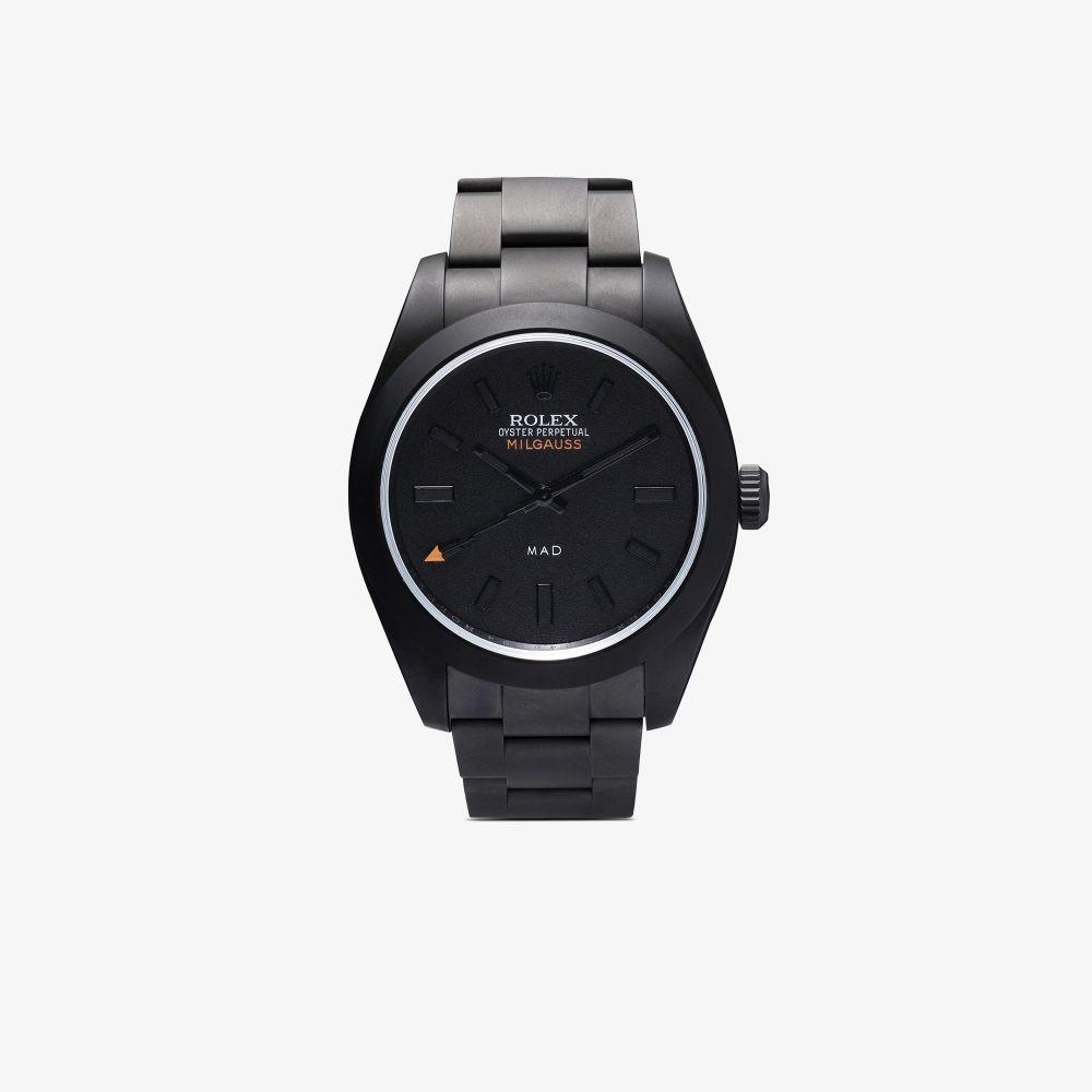 Customised Rolex Millgauss Watch