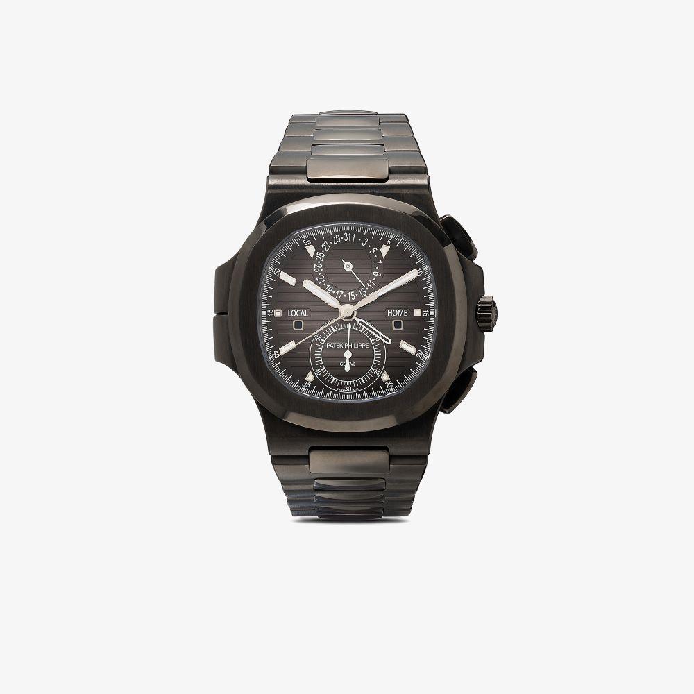 Customised Pre-Owned Patek Philippe Nautilus 5990 Ghost Watch