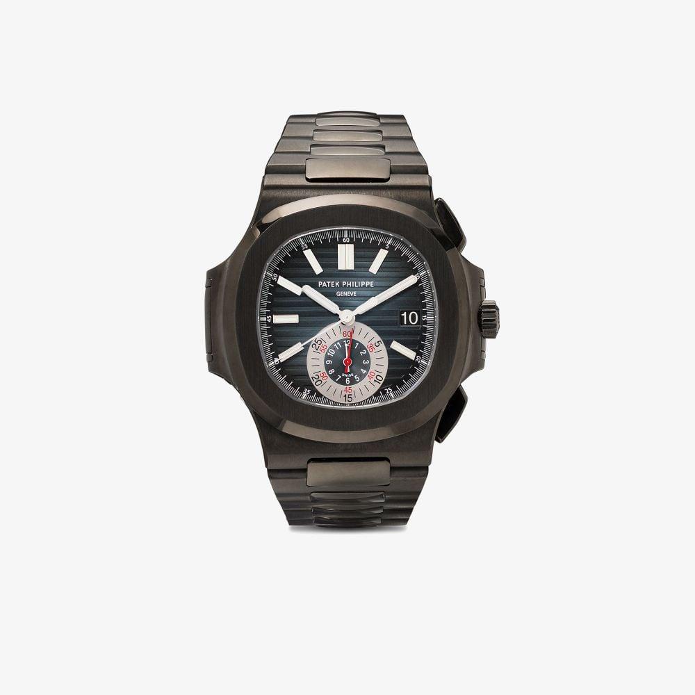 Customised Pre-Owned Patek Philippe Nautilus Watch