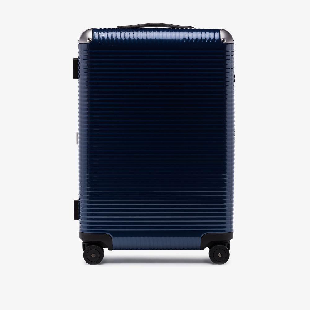 Blue Spinner Light 68 Holdall Suitcase