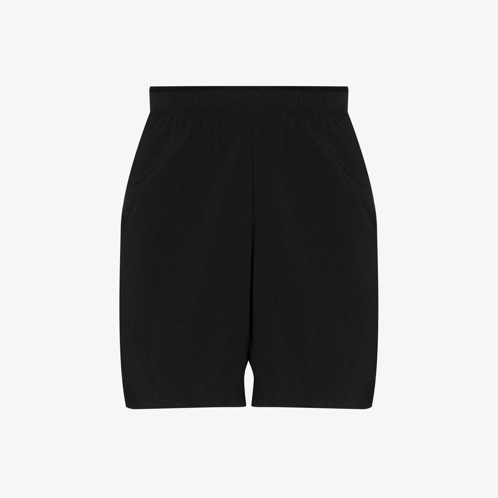 Black Incendo Shorts