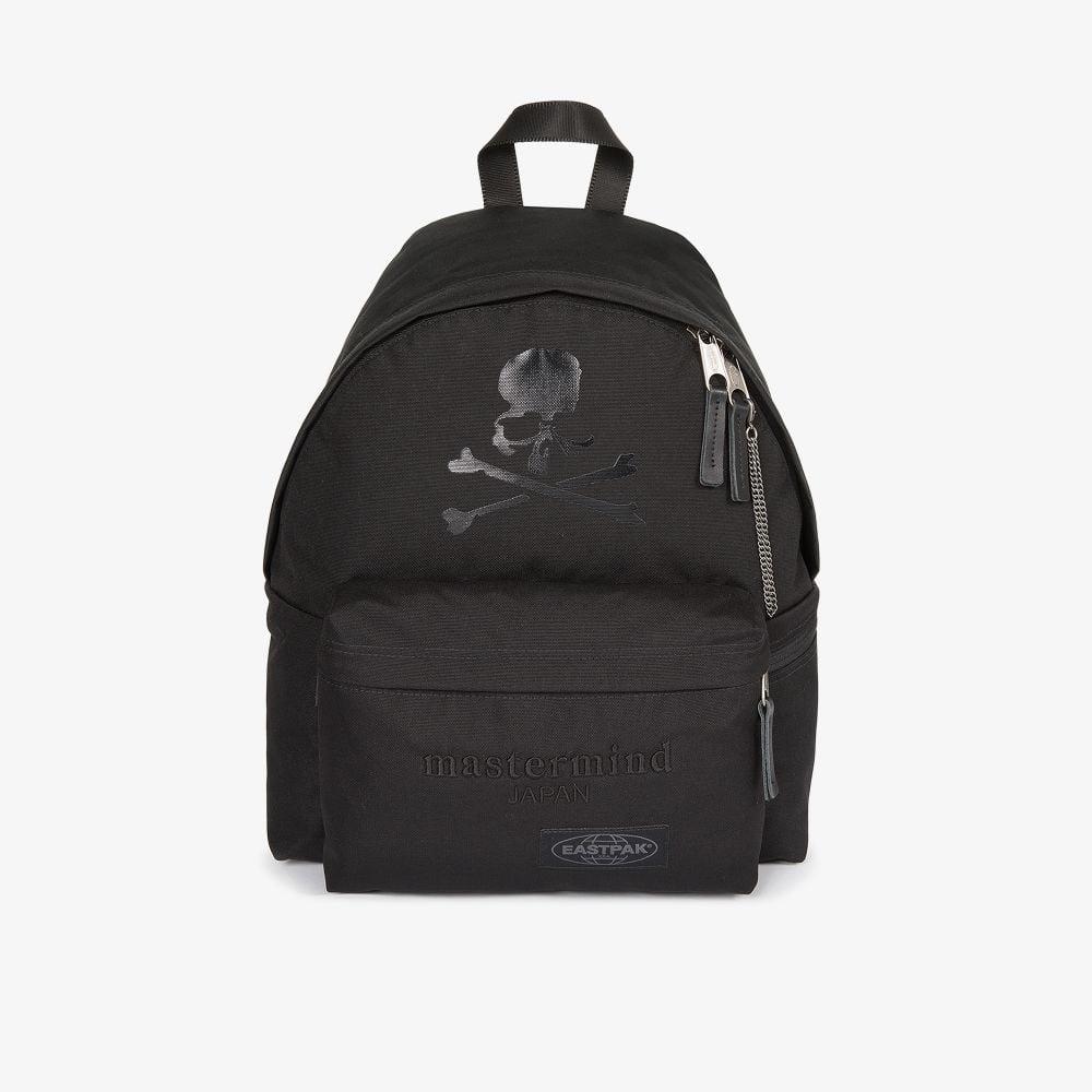 Mastermind Japan Backpacks X EASTPAK BLACK PAK'R BACKPACK