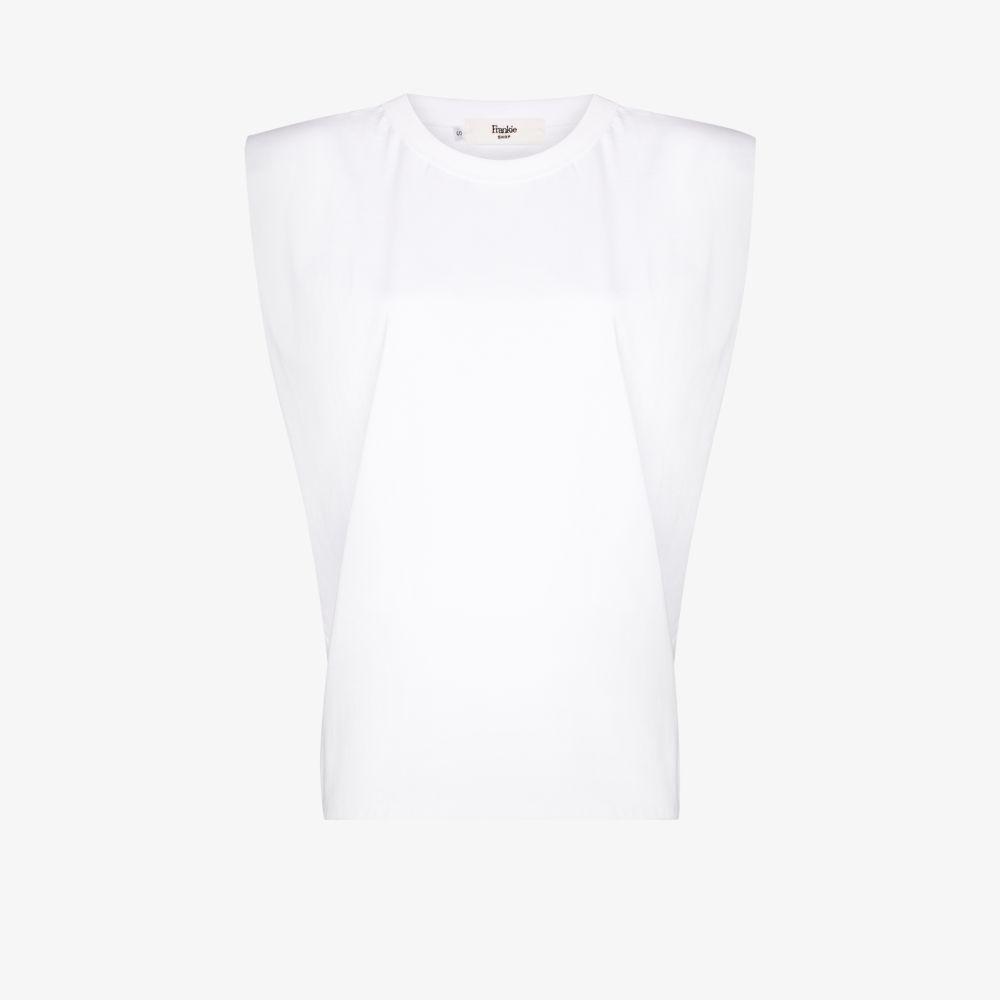 Eva Padded T-Shirt