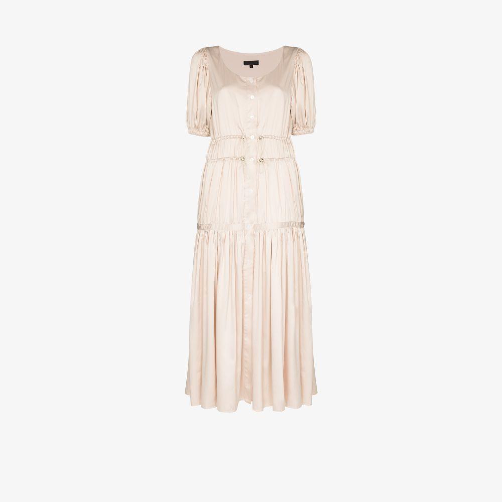 X Homecoming Tiered Maxi Dress
