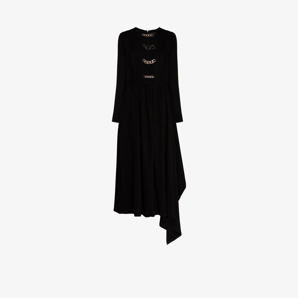 X Homecoming Thugnificent Chain Asymmetric Dress