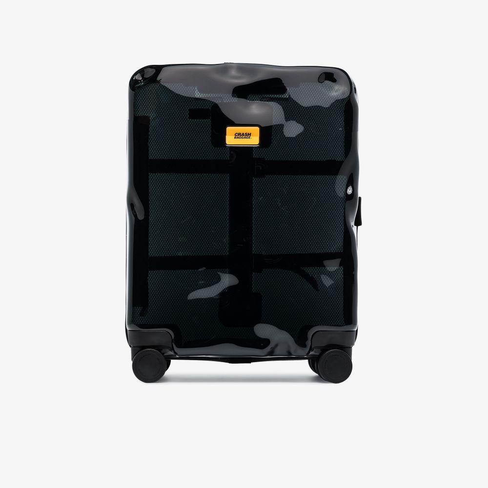Black Icon Small Cabin Suitcase