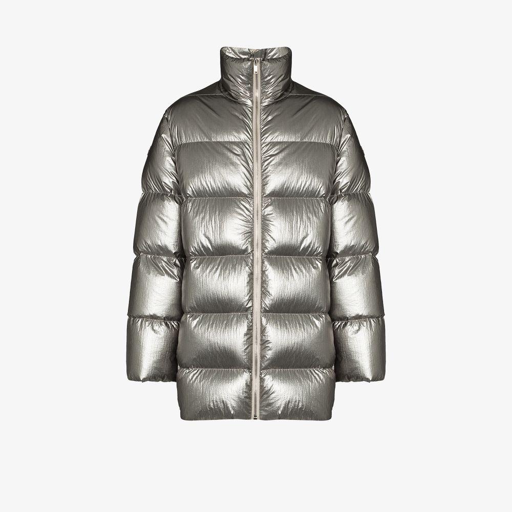 Cyclopic Long Padded Coat