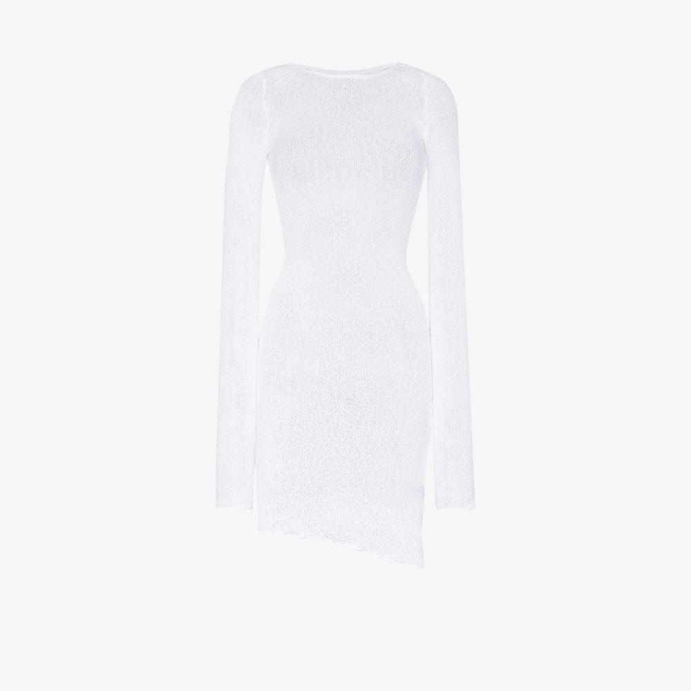Andy Sheer Cotton Midi Dress