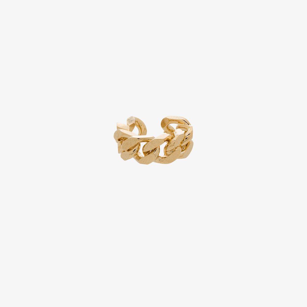 Rosantica GOLD TONE GARCON CHAIN EAR CUFF