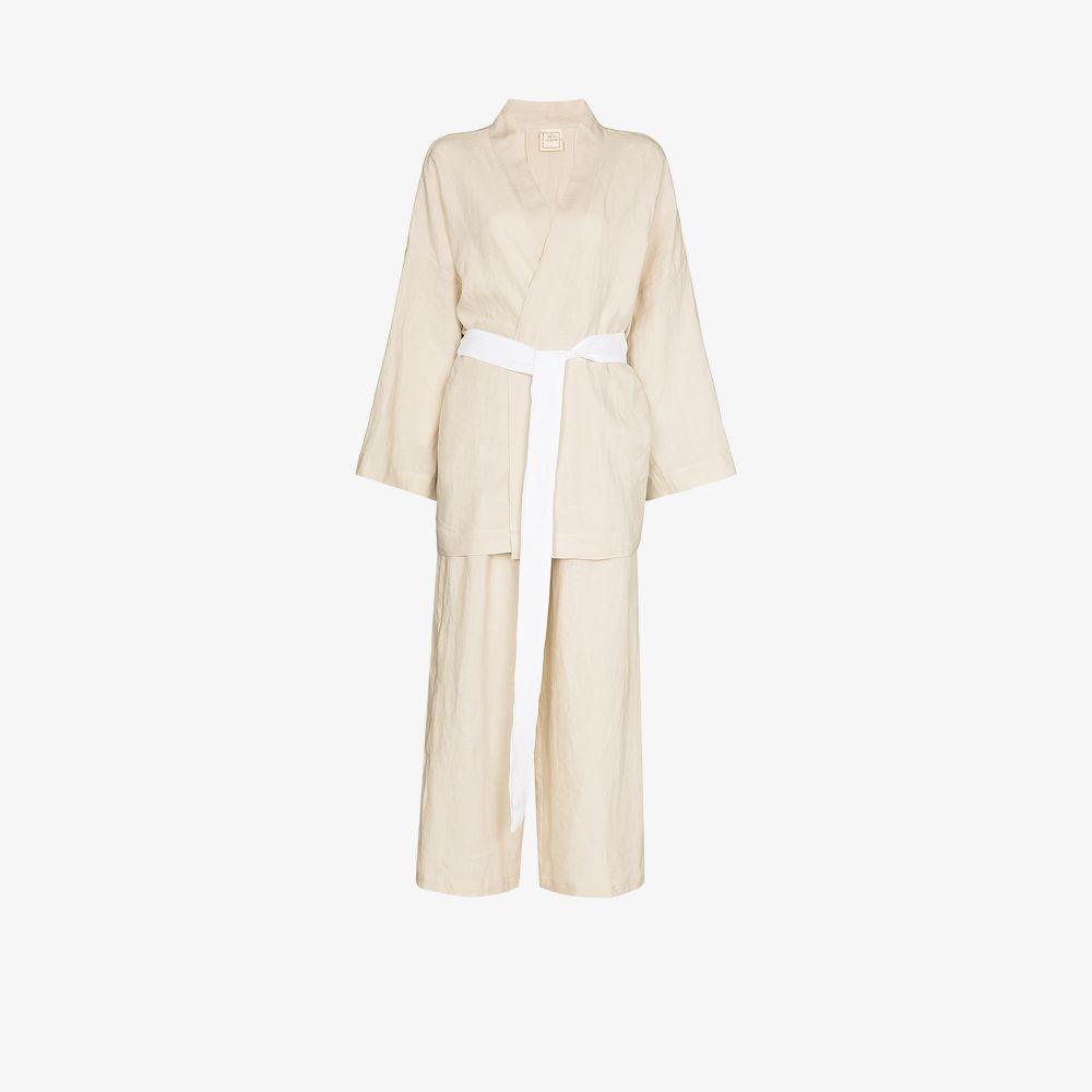The 01 Linen Pyjamas