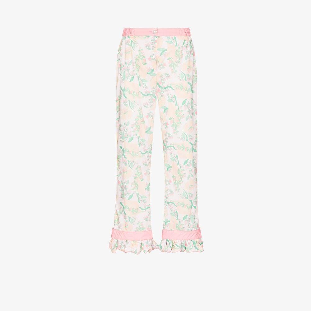 Strawberry Print Pyjama Trousers