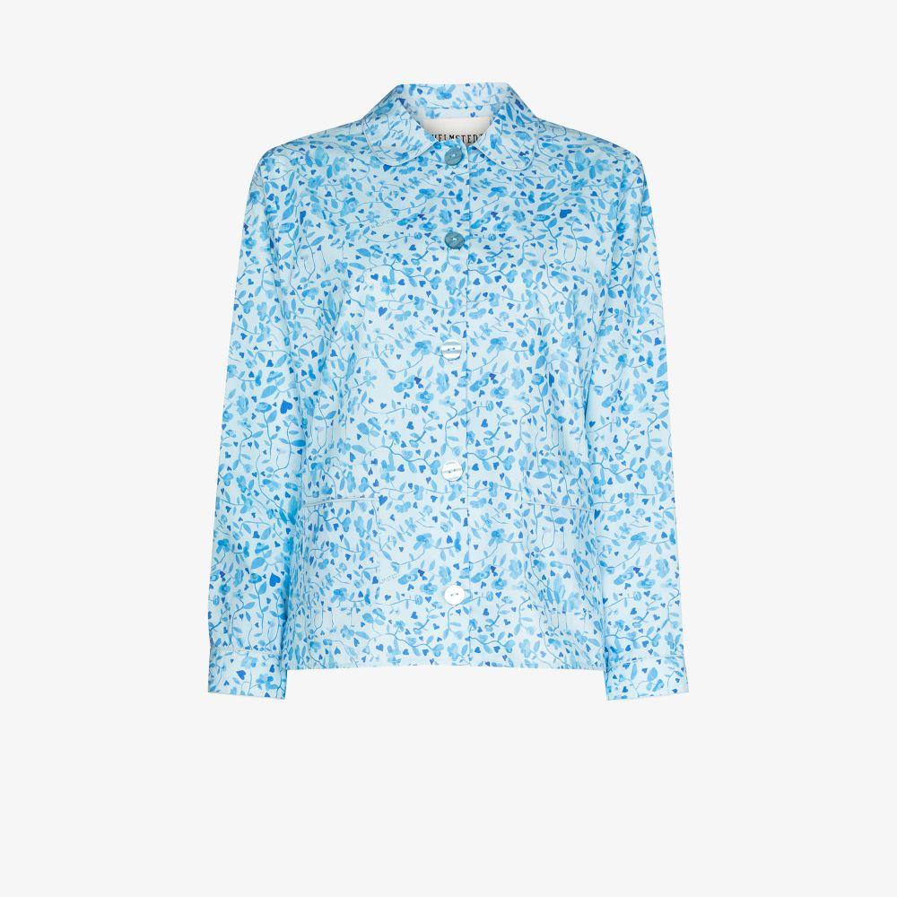 Nomi Button-Down Printed Shirt