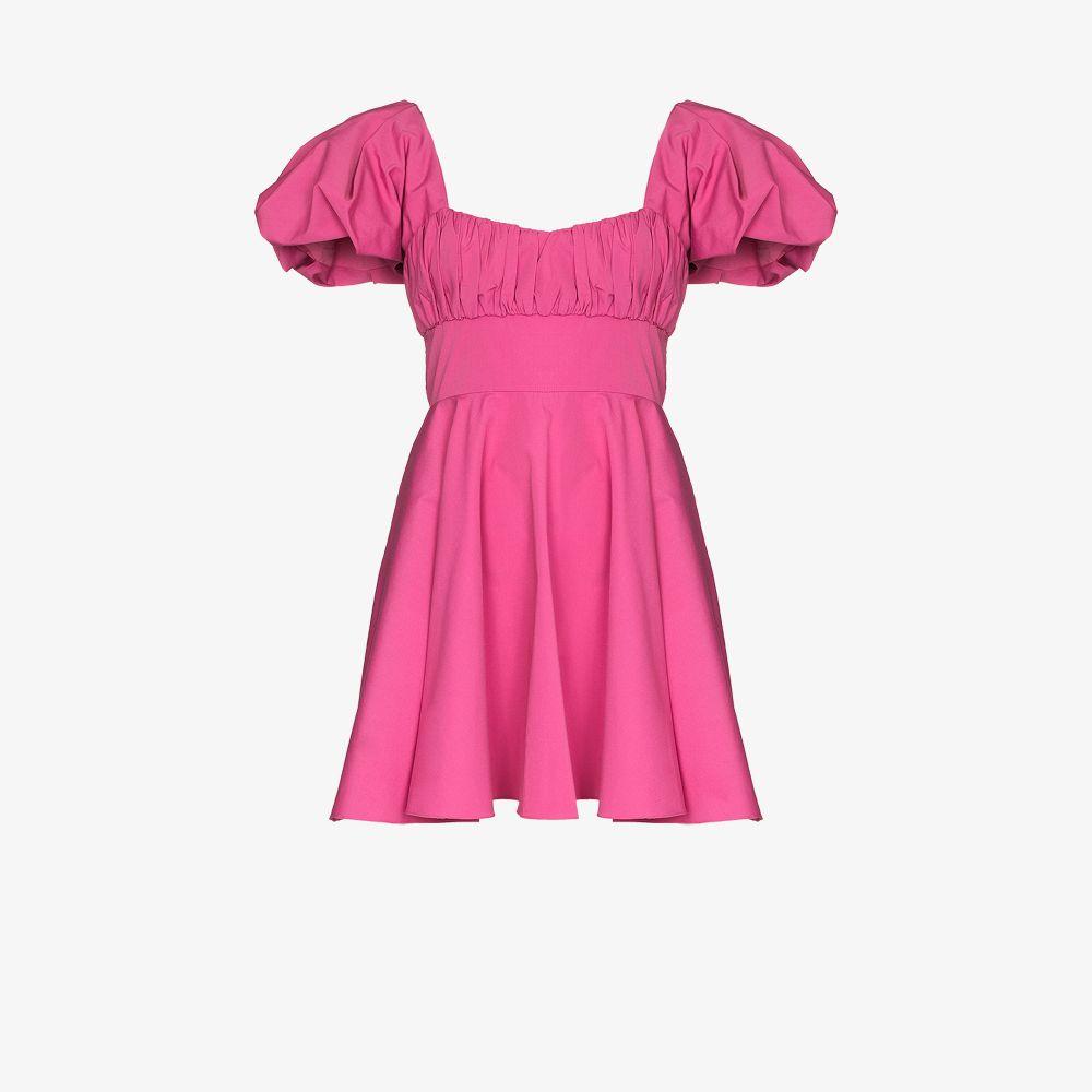 Dolores Puff Sleeve Mini Dress
