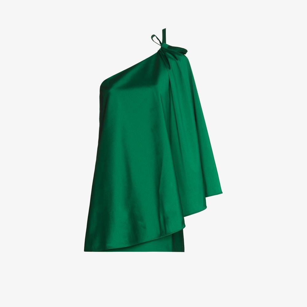 Benedicte One Shoulder Mini Dress