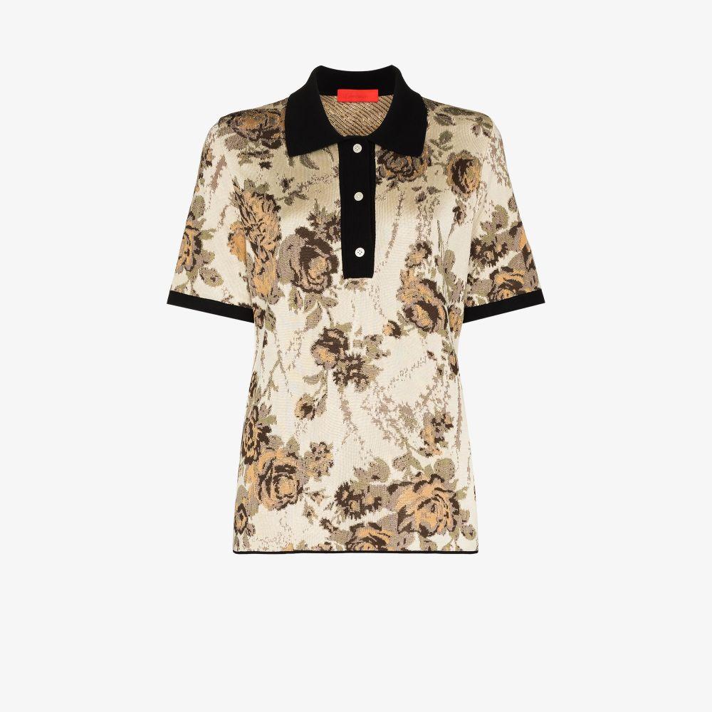 Market Floral Polo Shirt