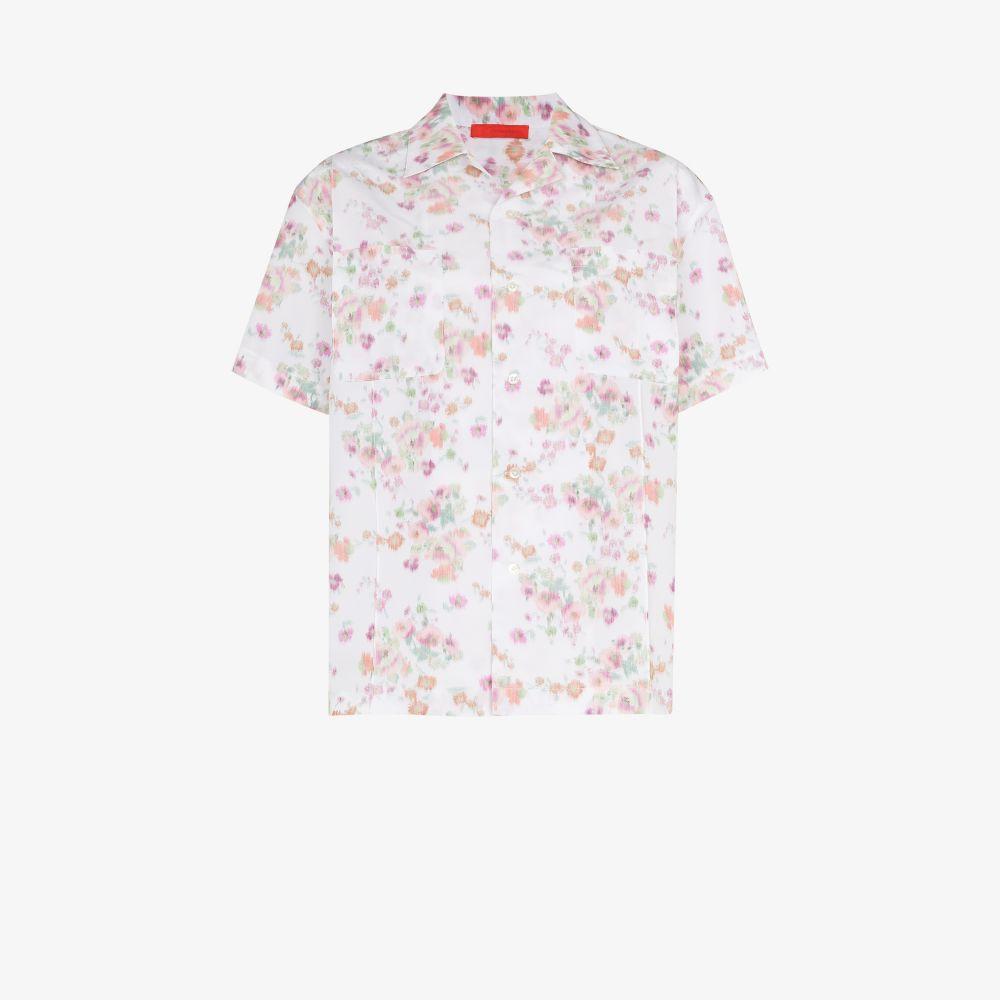 Uniform Floral Print Shirt