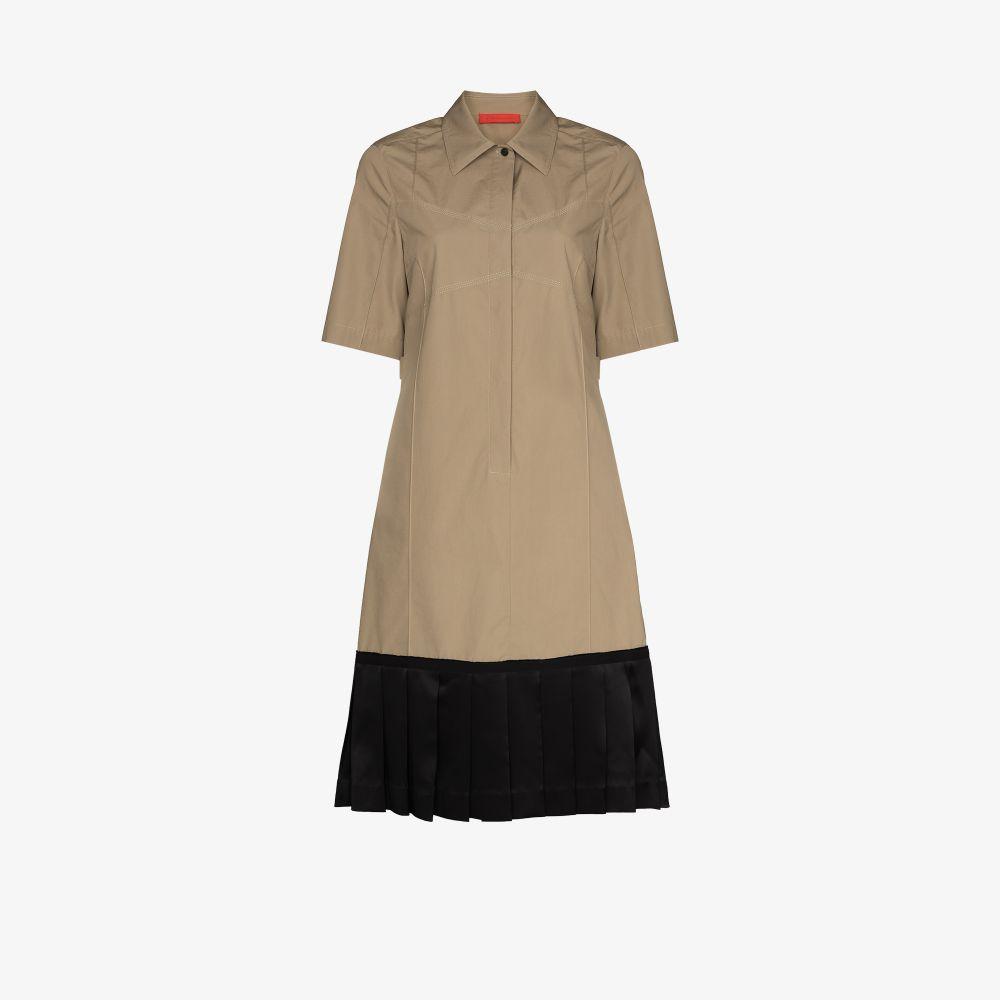 Panelled Tennis Dress