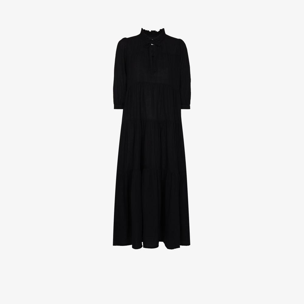 Giselle Cotton Maxi Dress