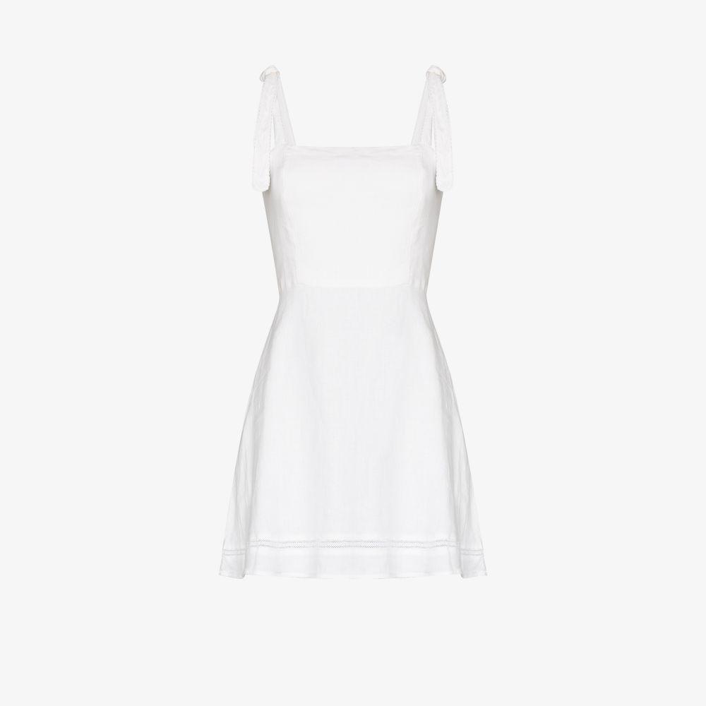 Kiki Linen Mini Dress