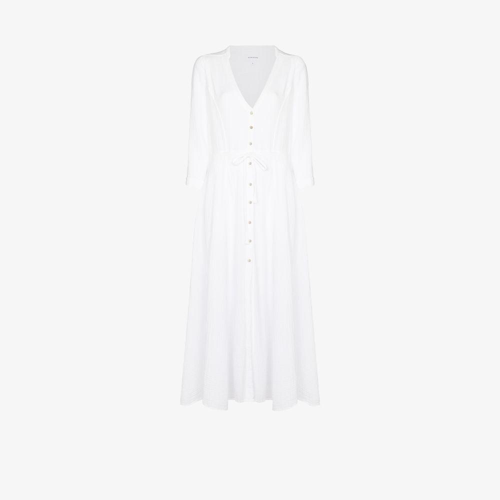 Georgia Cotton Midi Dress