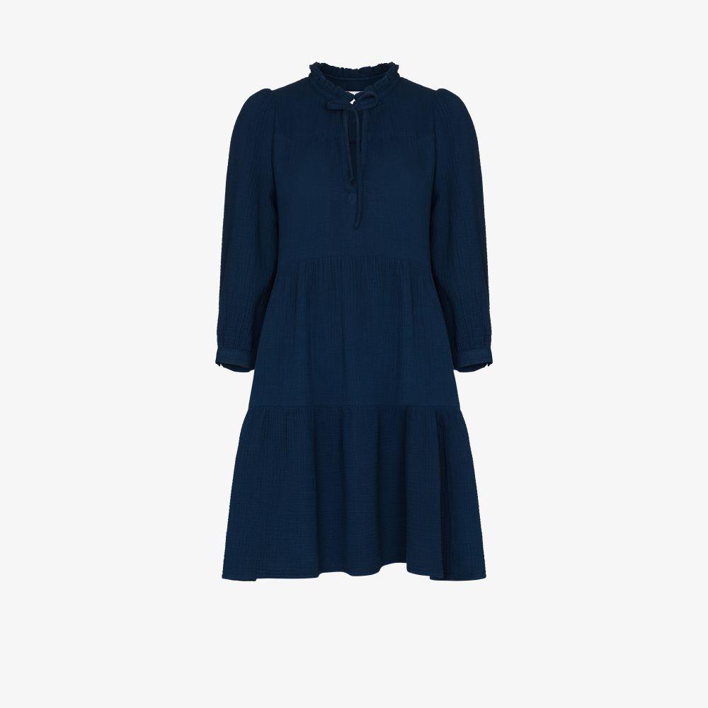 Giselle Cotton Mini Dress
