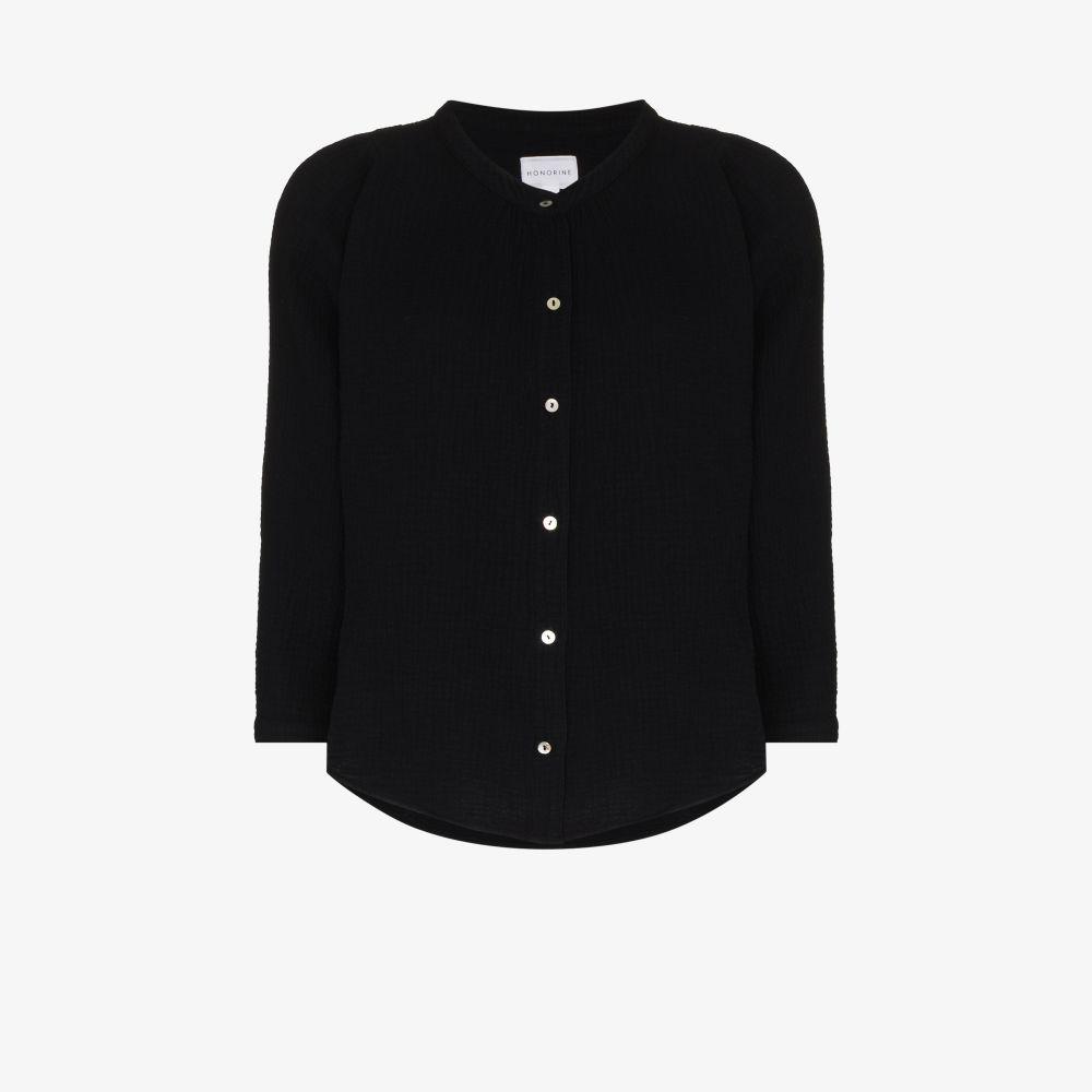 Chloe Cotton Gauze Shirt
