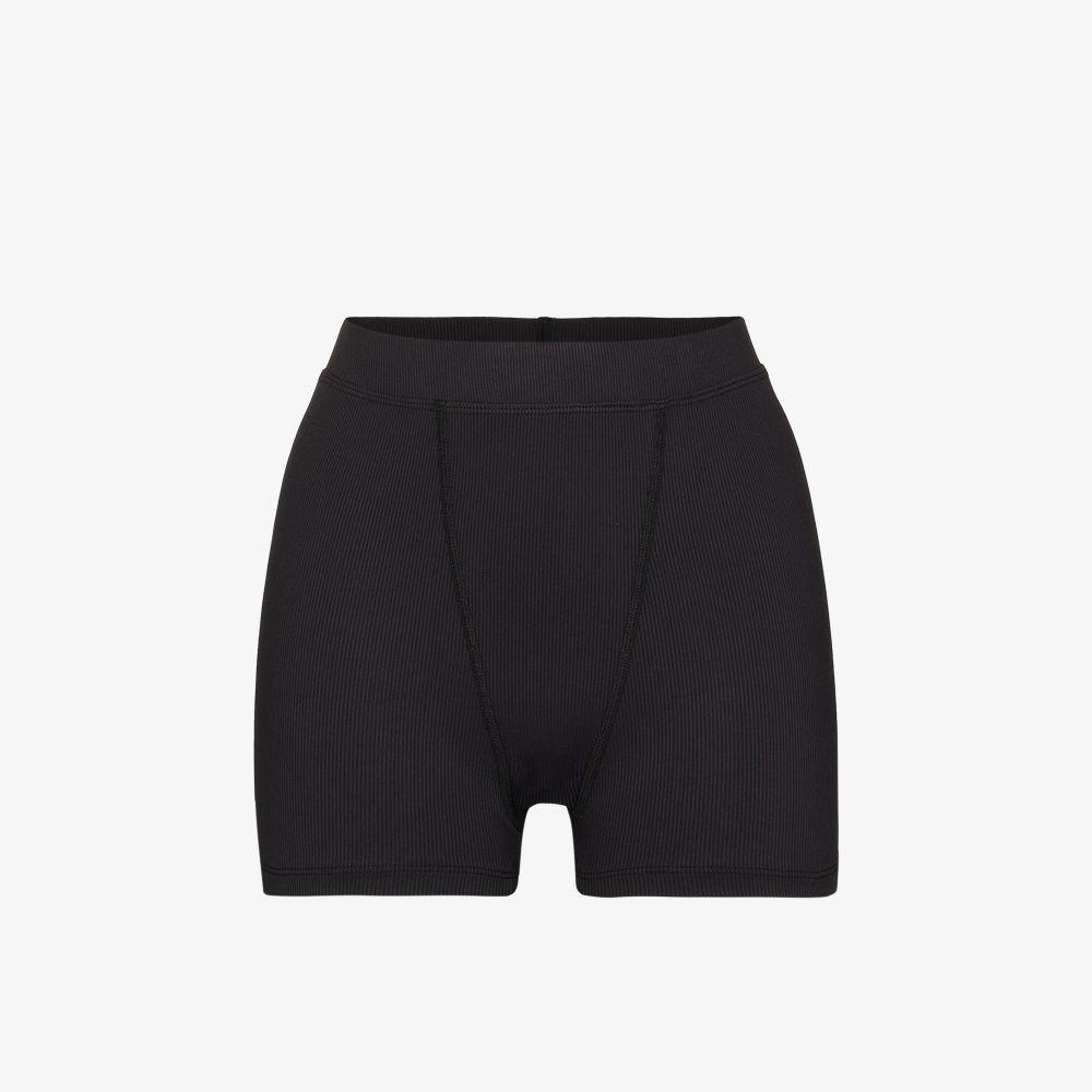 Greta High Waist Shorts