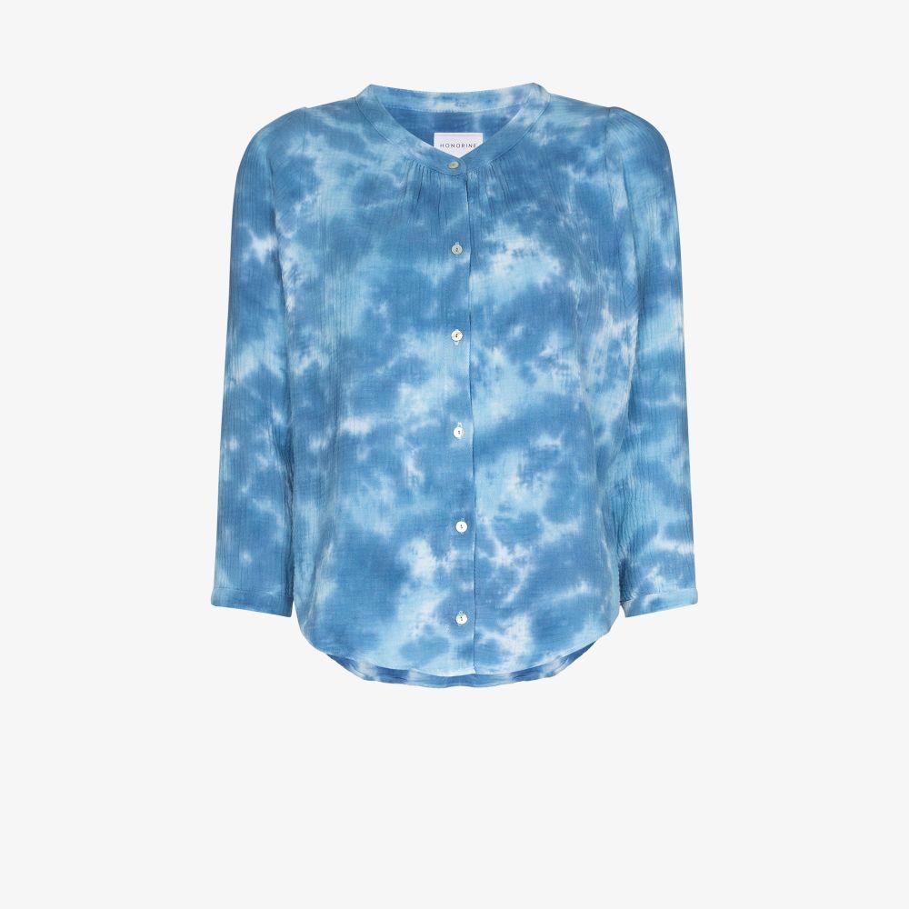 Chloe Tie-Dye Cotton Shirt