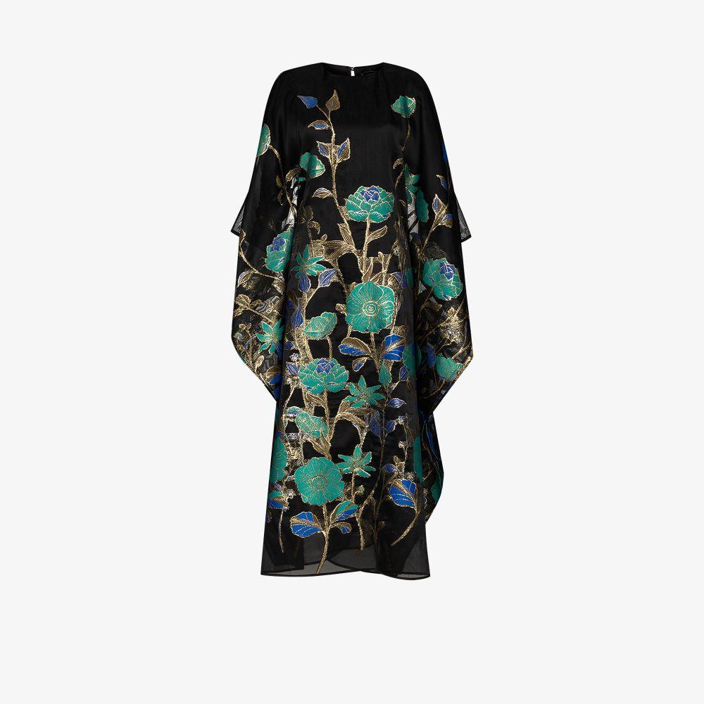 Taller Marmo Silks SPRING KAFTAN DRESS