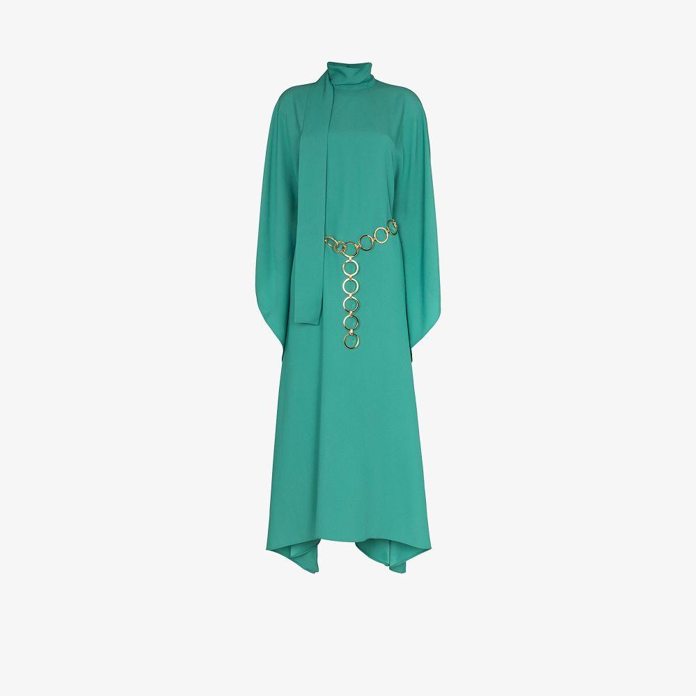 Taller Marmo Clothing EL SOL KAFTAN DRESS