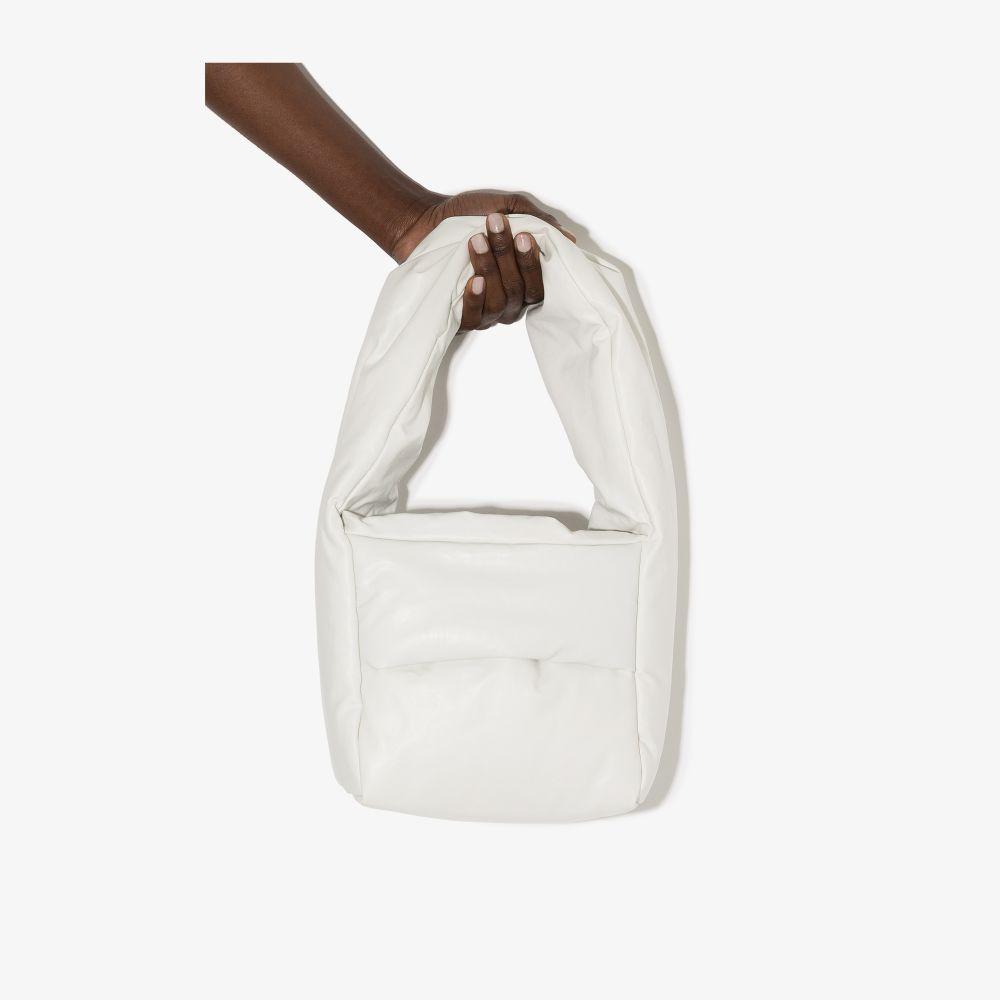 White Oil Small Tote Bag