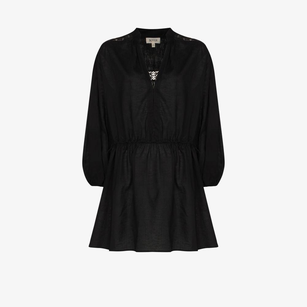 Zofie Smock Mini Dress