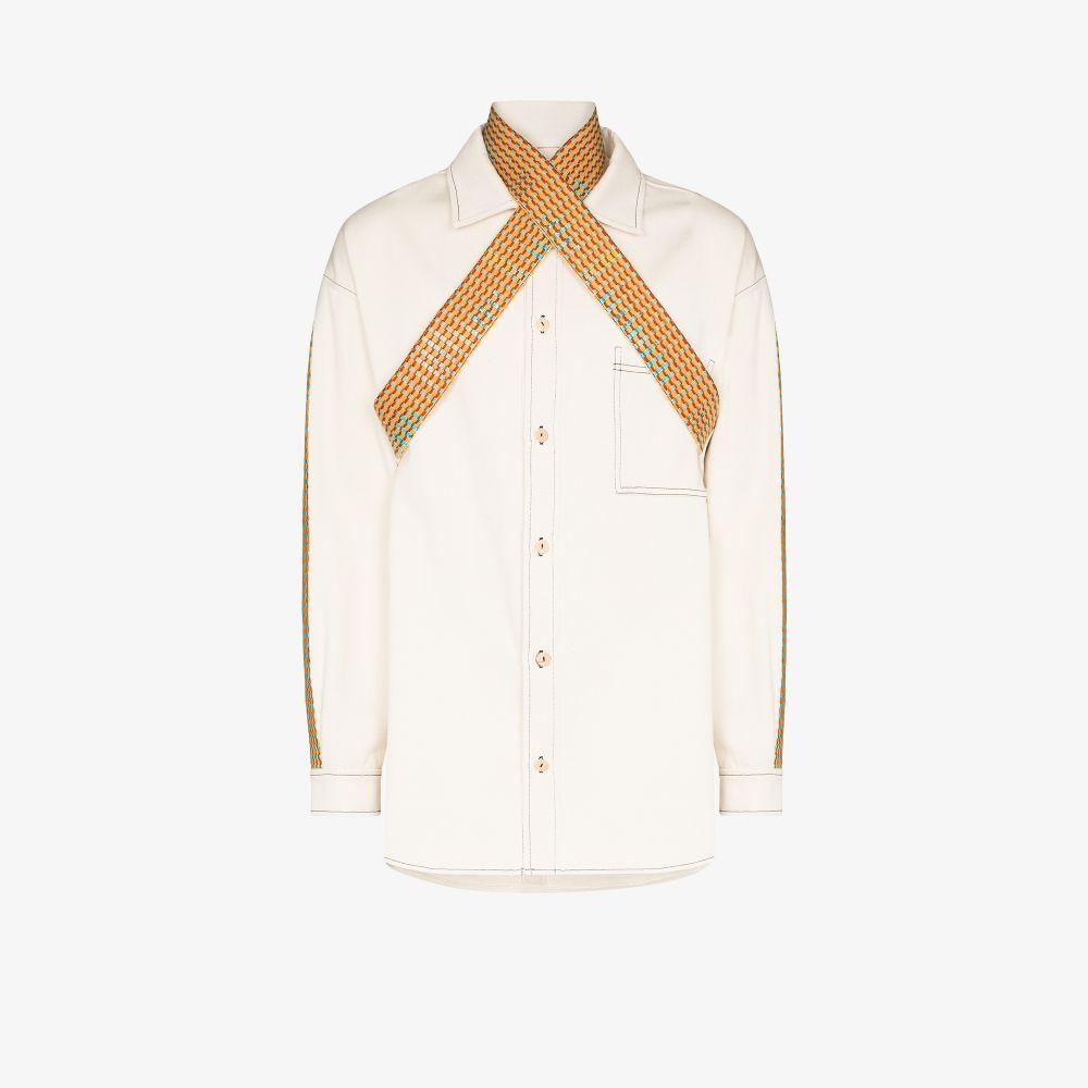 Woven Holster Organic Cotton Shirt