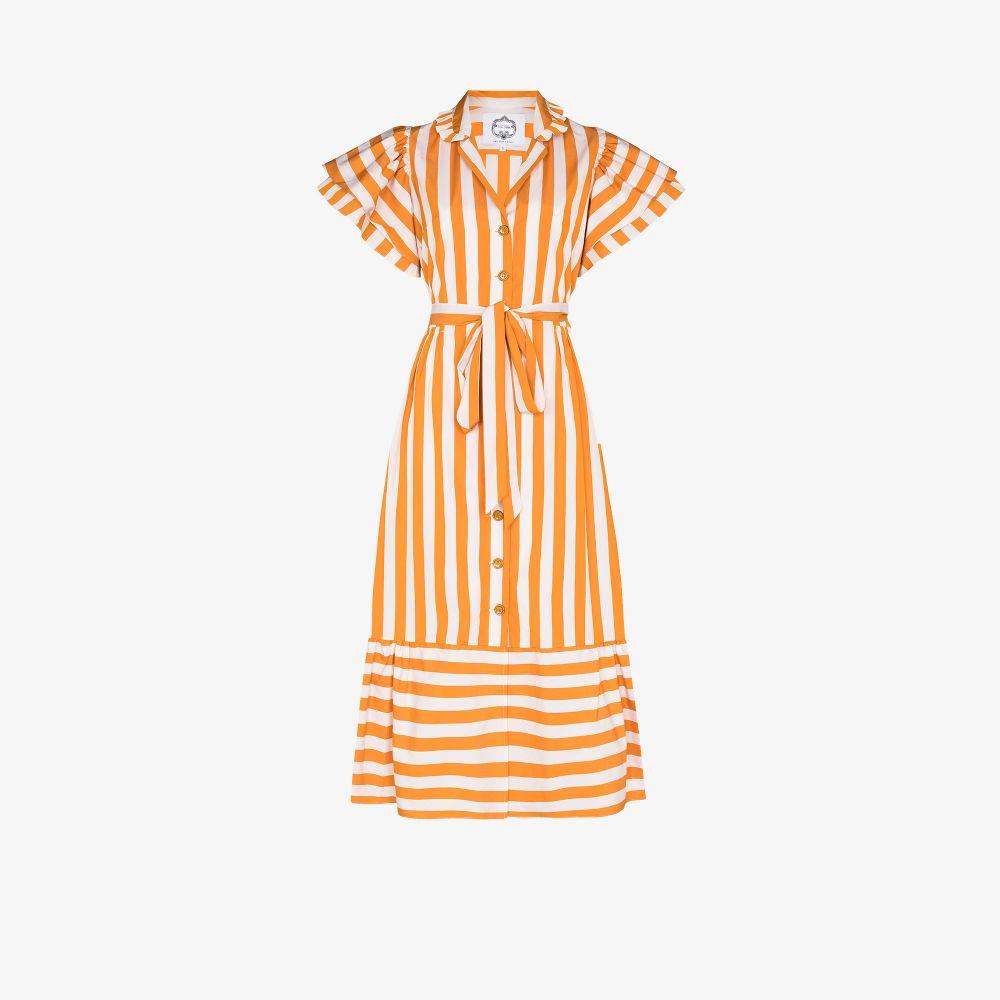 Look 20 Striped Shirt Dress