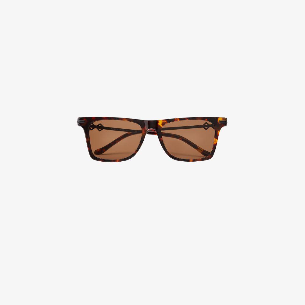 Brown Harper 2 Tortoiseshell Sunglasses