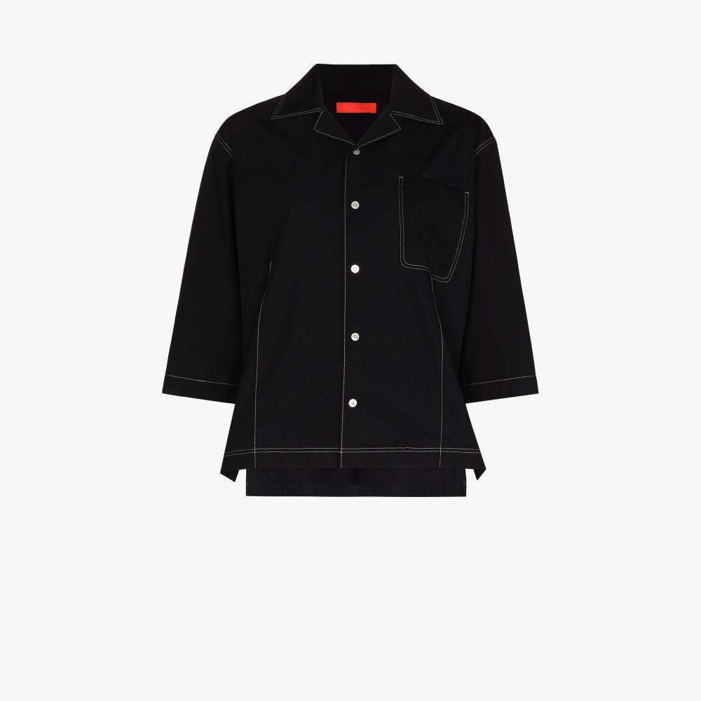 Uniform Three-Quarter Sleeve Shirt