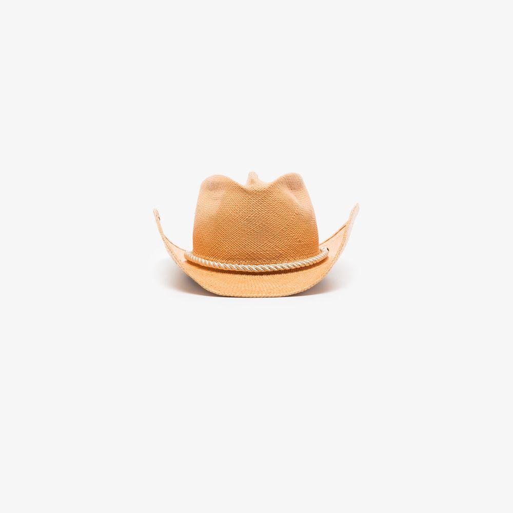 Neutral Zuma Straw Panama Hat