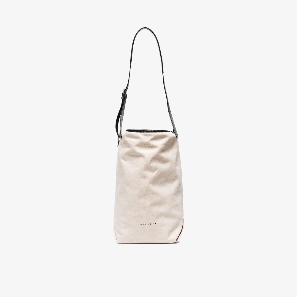 Neutral Canvas Tote Bag