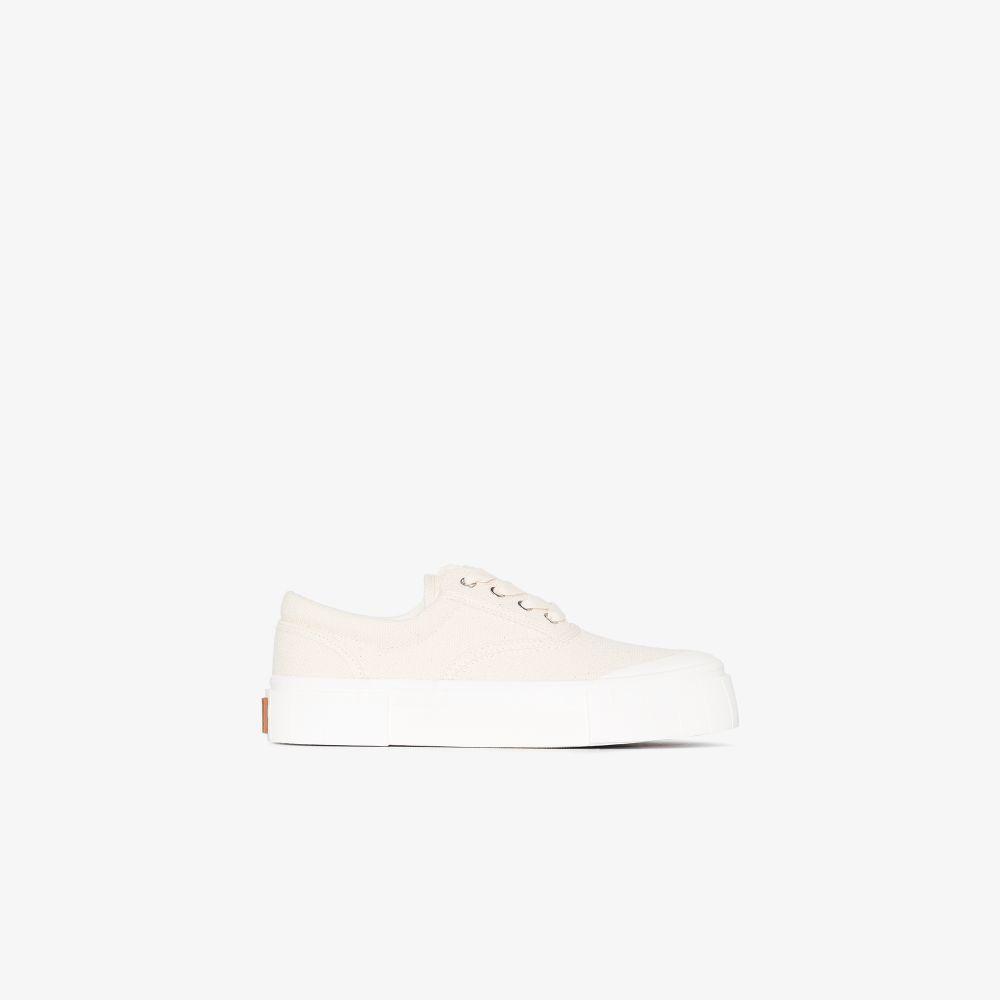 Neutral Opal Organic Cotton Sneakers