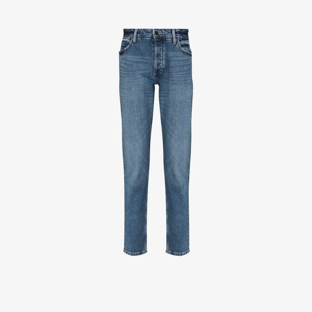 Neuw Jeans BLUE ZERO FLIGHT LOU JEANS