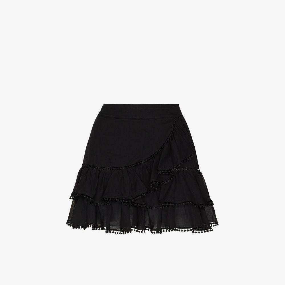 Fera Ruffled Mini Skirt