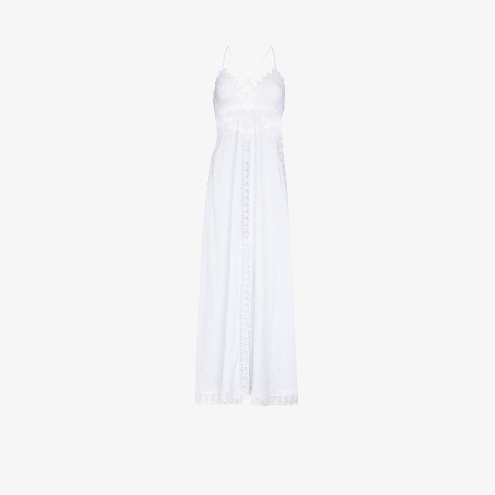 Imogen Lace Trim Maxi Dress