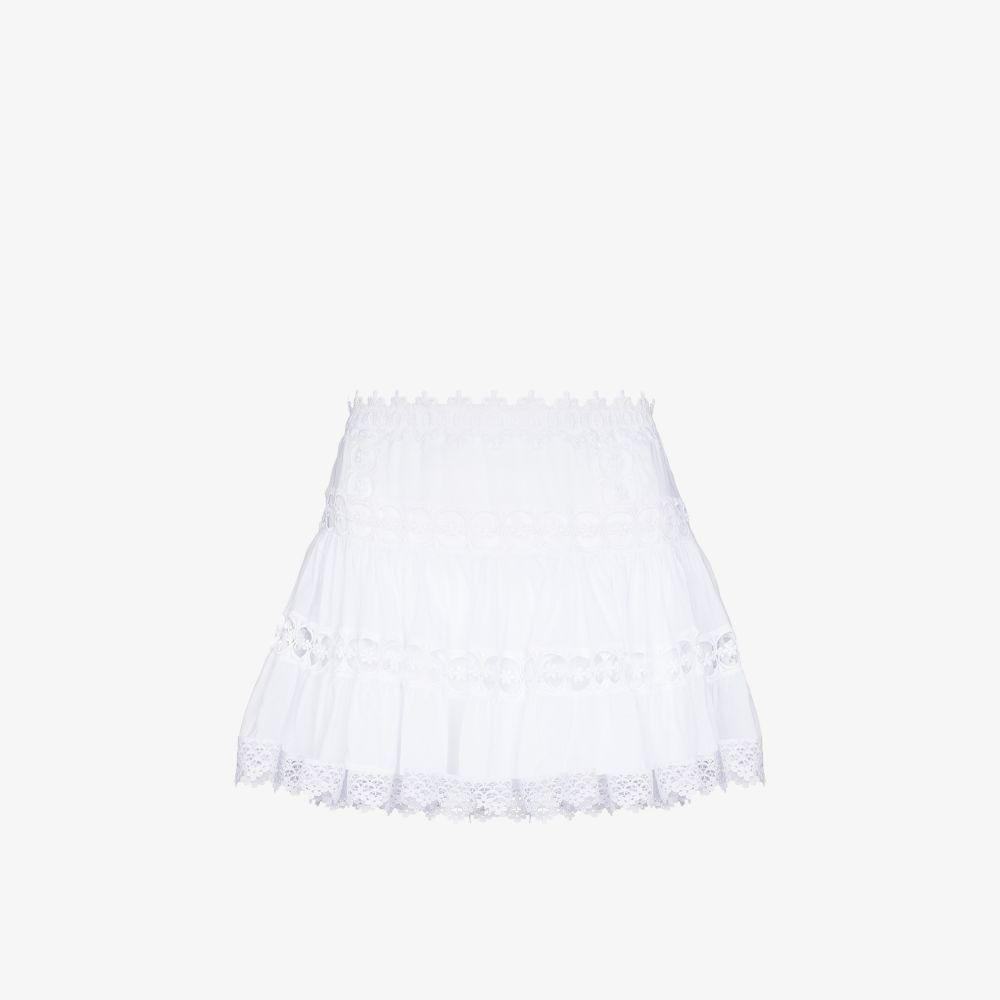 Greta Lace Mini Skirt