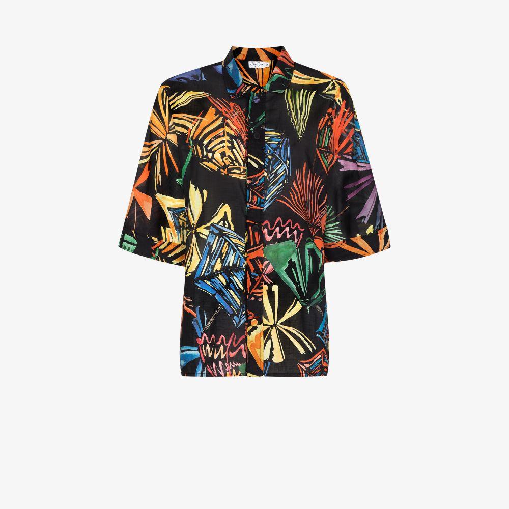 Remy Floral Print Shirt