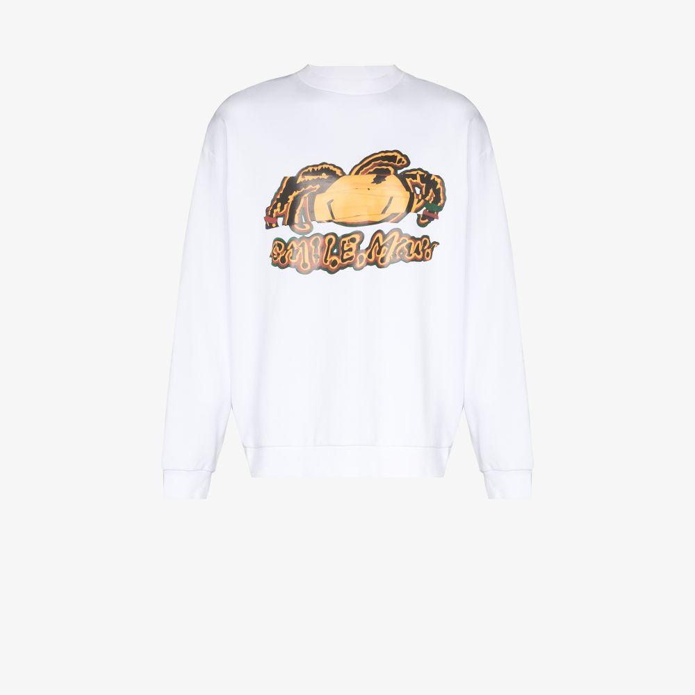 X Browns Focus Smile Sweatshirt