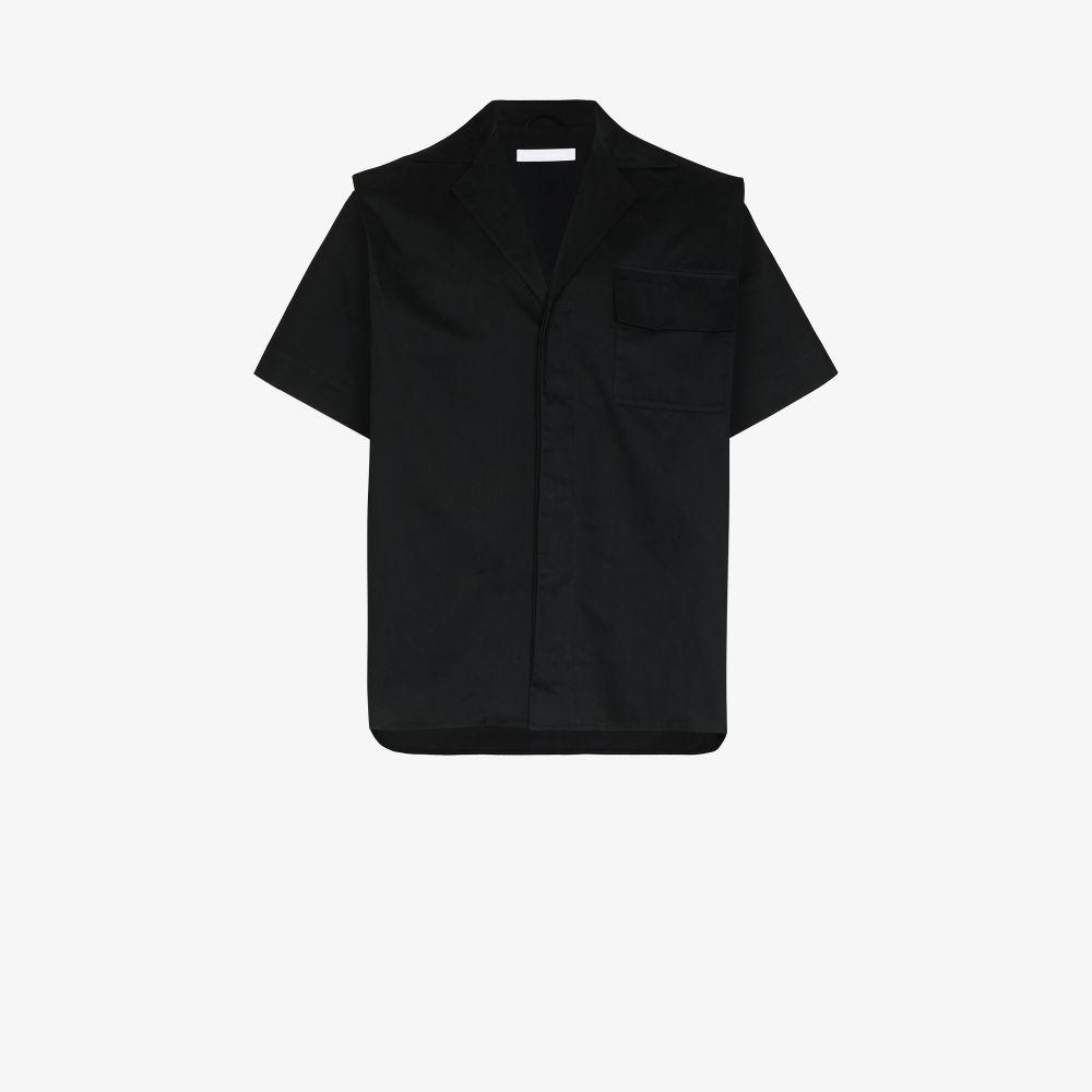 X Browns Focus Short Sleeve Cotton Shirt