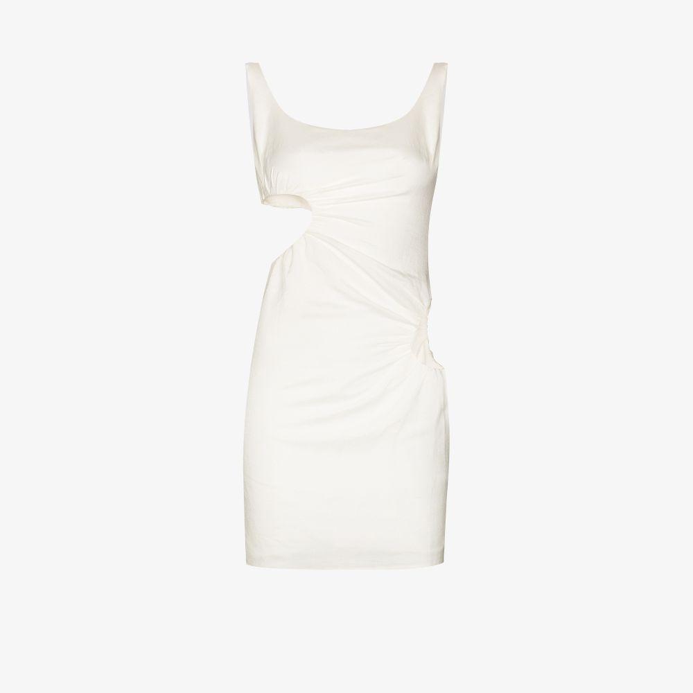 La Brise Cutout Mini Dress